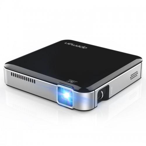APEMAN Projektor M4, 1080p, 80 ANSI/3500 LED lumenů, repro