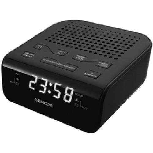 SRC 136 B rádiobudík SENCOR
