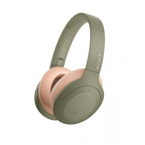 Sony WHH910N sluchátka, zelená