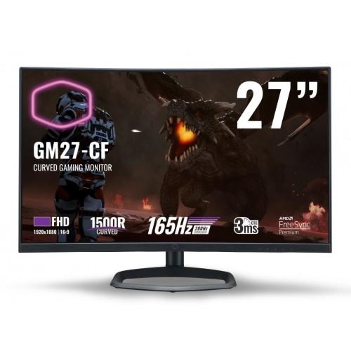 Cooler Master herní monitor GM27-CF
