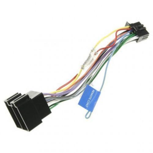 ISO kábel 13. pinový JVC