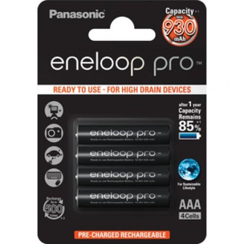 HR03 AAA 4HCDE/4BE ENELOOP PRO PANASONIC