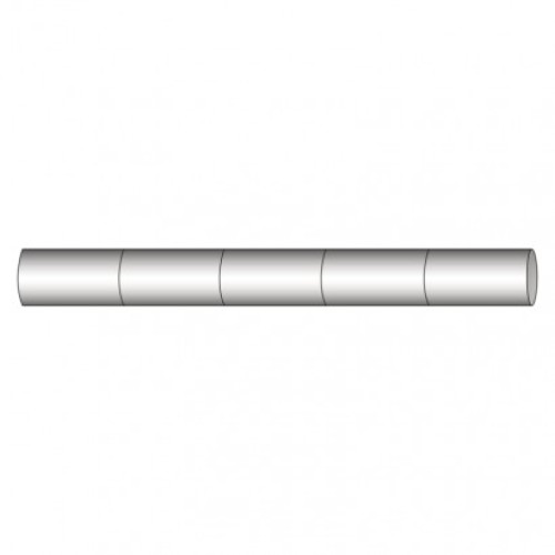 Náhradná batéria do núdzového svetla, 6 V/1000 mAh, AA