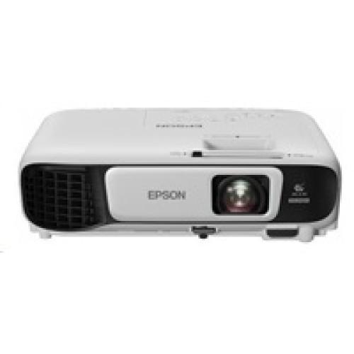 EPSON projektor EB-FH52,1920x1080,4000ANSI, 16000:1,VGA, HDMI, WiFi, Miracast