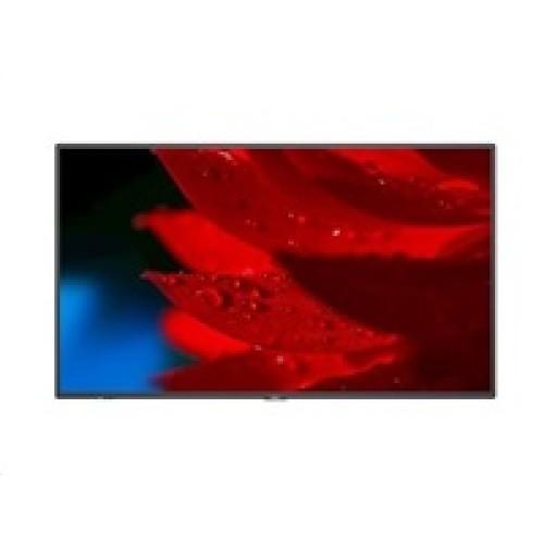 "NEC LMULTISYNC MA551 55"" MA-Series Large Format Display, UHD, WCG, 500cd/m2, E-LED backlight, 24/7proof,SDM Slot,CM-Slot"