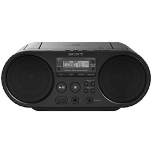 ZS-PS50B prenosné rádio s CD SONY