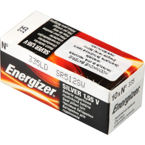 BAT 335 / SR512 ENERGIZER