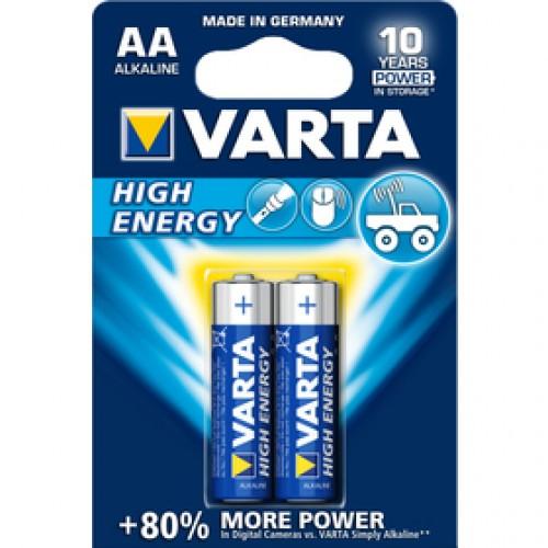 Longlife Power LR6 2BP AA bat. VARTA