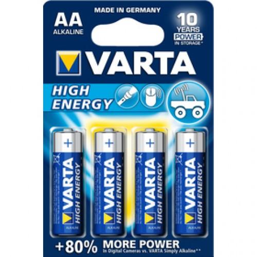 Longlife Power LR6 4BP AA bat. VARTA