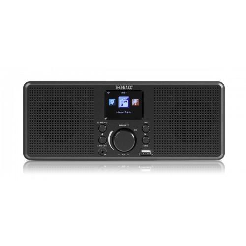 Technaxx Internetové stereo rádio (TX-153)