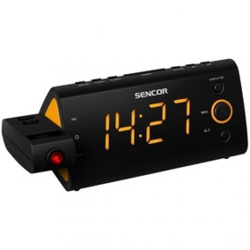 SRC 330 O rádiobudík s premietan. SENCOR