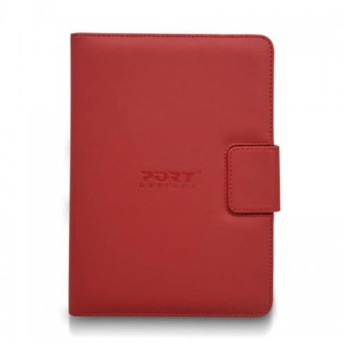 """PORT DESIGNS MUSKOKA univerzální pouzdro na 7"""" tablet, červené"""