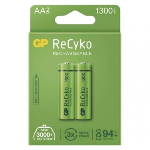 Nabíjacia batéria GP ReCyko 1300 (AA) 2 ks