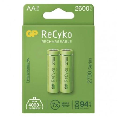 Nabíjacia batéria GP ReCyko 2700 (AA) 2 ks