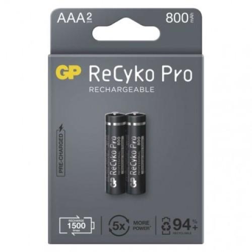 Nabíjacia batéria GP ReCyko Pro Professional (AAA) 2 ks