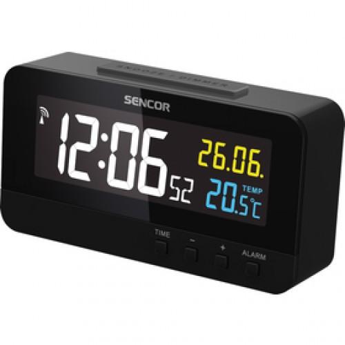 SDC 4800 B hodiny s budíkom SENCOR