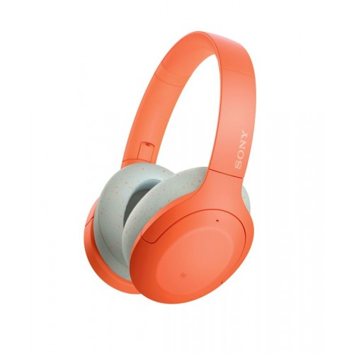 Sony WHH910N sluchátka, oranžová