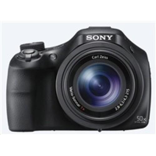 SONY DSCHX400VB Cyber-Shot 20.4MPix, 50x zoom, Wi-Fi - černý