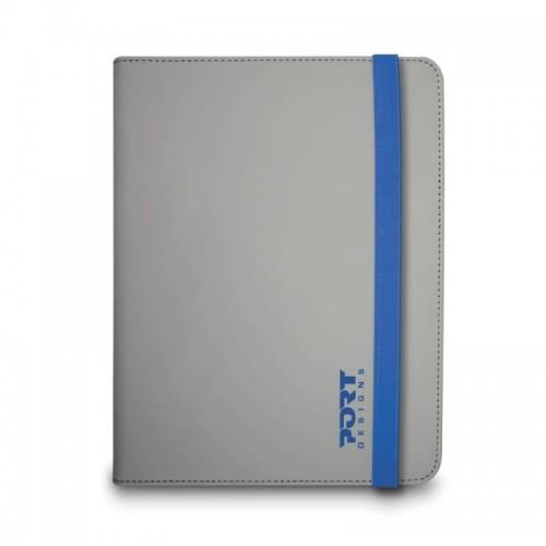 PORT DESIGNS NOUMEA univerzální pouzdro na tablet 9/10'', šedo-modré