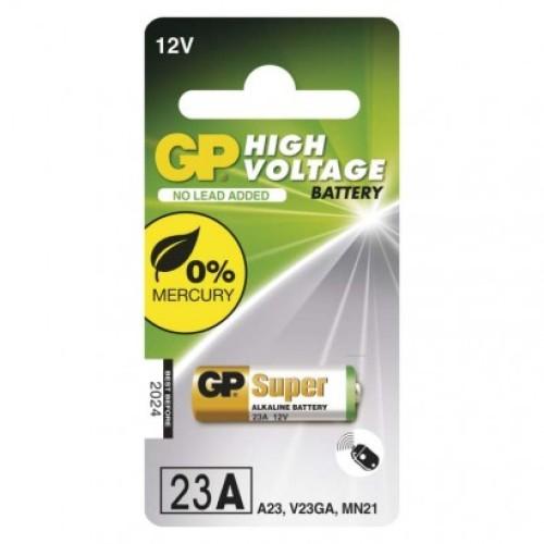 Alkalická špeciálna batéria GP 23AF (MN21, V23GA) 12 V