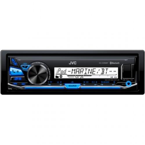 KD-X33MBT autorádio BT/USB/MP3 JVC