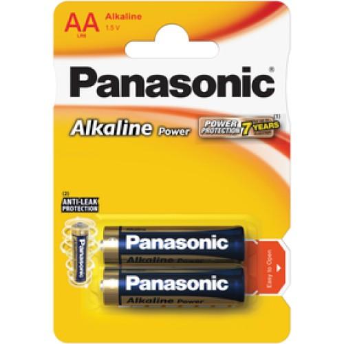 LR6 2BP AA Alk Power alk PANASONIC