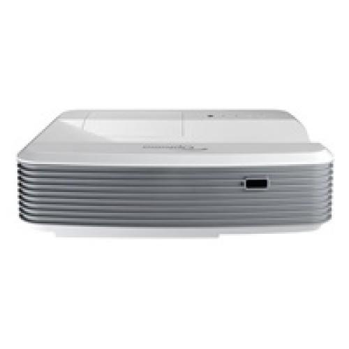 Optoma projektor EH320UST (DLP, 1080p, FULL 3D, 4 000 ANSI, 20 000:1, 2x HDMI, 2x VGA, 16W speaker)