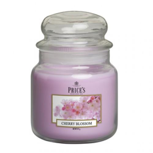 Stredná sviečka Čerešňový kvet Prices