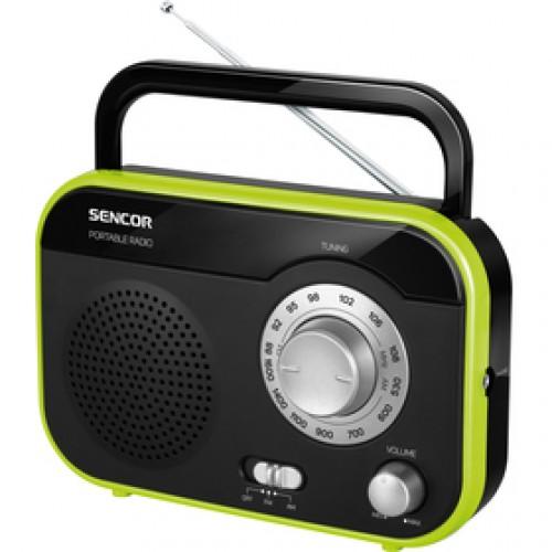 SRD 210 BGN rádioprijímač SENCOR