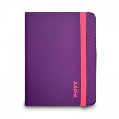 PORT DESIGNS NOUMEA univerzální pouzdro na tablet 9/10'', fialovo-růžové
