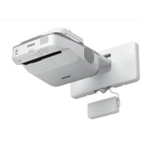EPSON projektor EB-695Wi - 1280x800, 3500ANSI, HDMI, VGA, SHORT, 5 LET ZÁRUKA