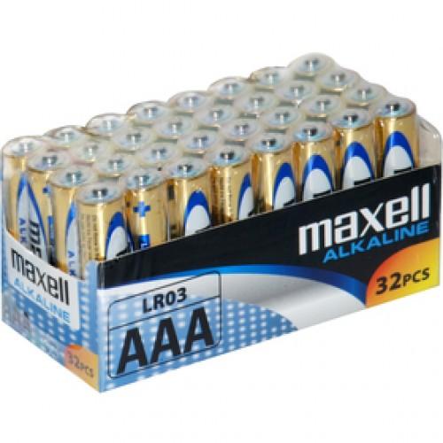 LR03 32S AAA Power Alk MAXELL