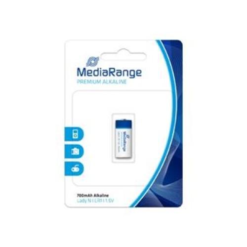 Batérie MediarangePremium Alkaline LR1  1,5V  1ks