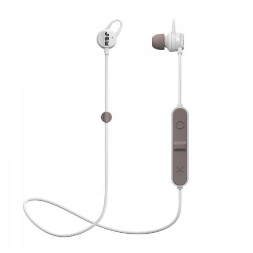 JAM Live Loose bezdrátová sluchátka do uší s mikrofonem, šedá