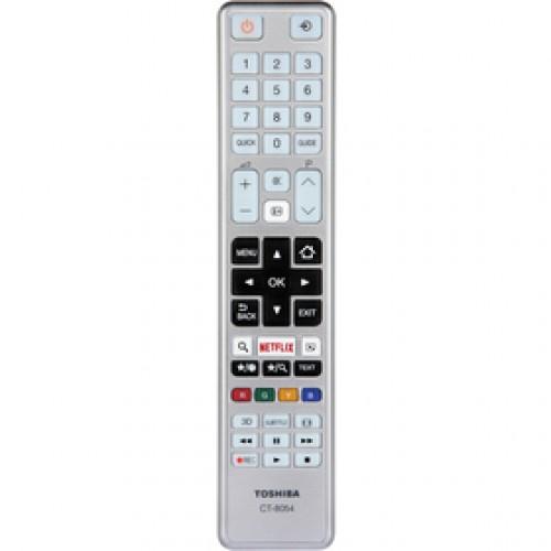 CT8054 dial.ovl. SMART TV strieb.TOSHIBA