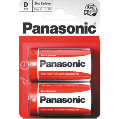 R20 2BP D Red zn PANASONIC