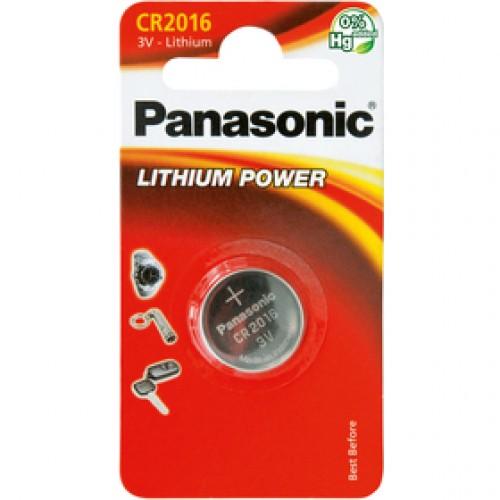 CR-2016 1BP Li PANASONIC