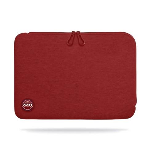 """PORT DESIGNS TORINO II pouzdro na 13/14"""" notebook, červené"""