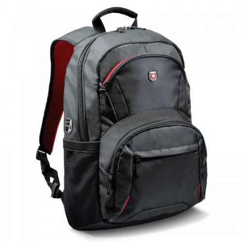 "PORT DESIGNS HOUSTON batoh na 15,6"" notebook a 10,1"" tablet, černý"