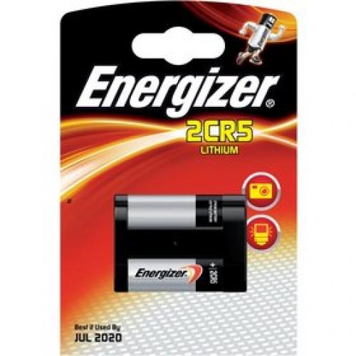 BAT LITHIUM EL2CR5 / 2CR5 ENERGIZER