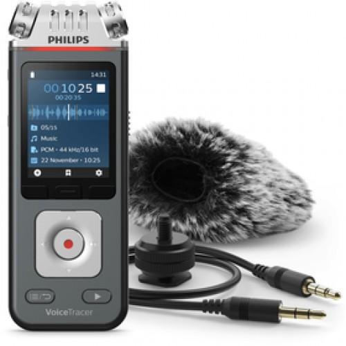 DVT7110 diktafón 8GB PHILIPS