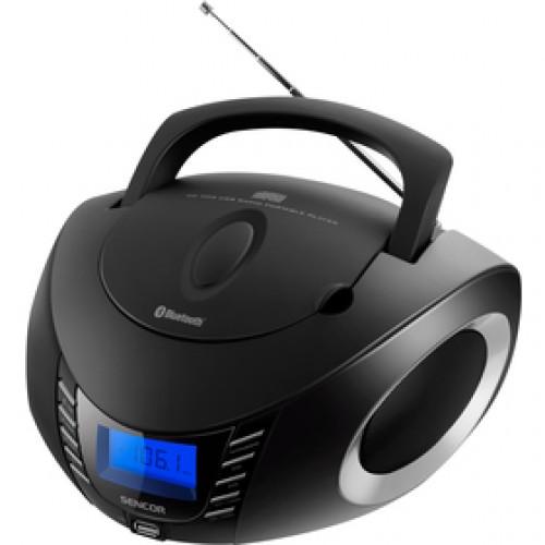 SPT 3600 BS rádio s CD/MP3/USB SENCOR