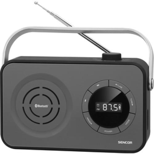 SRD 3200 B PLL FM rádio SENCOR