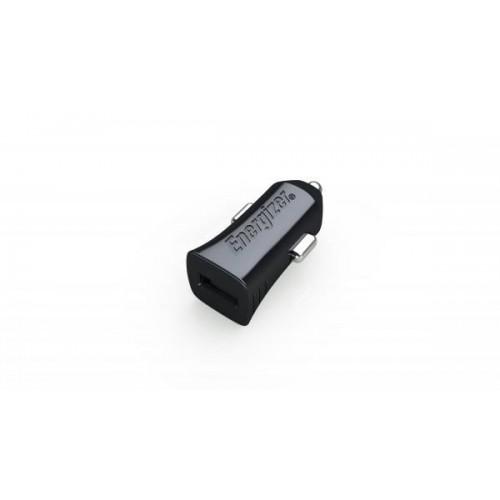 Energizer nabíječka do auta Classic, 1 USB, micro-USB kabel, 1A, černá