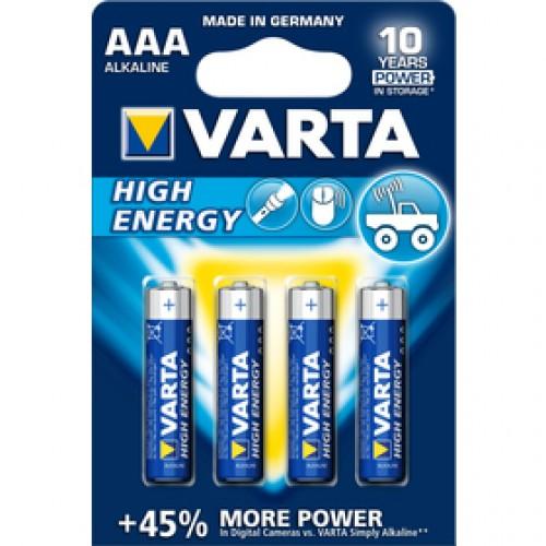 Longlife Power LR03 4BP AAA bat. VARTA