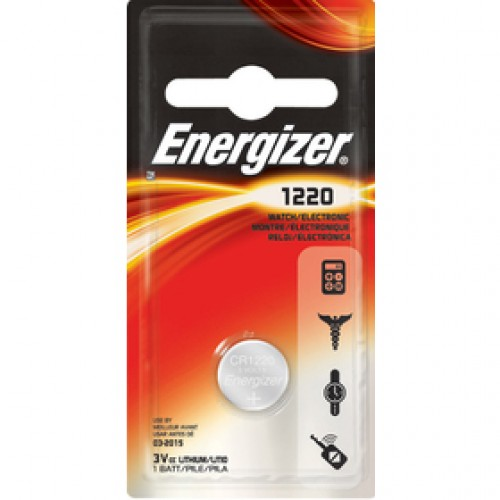 BAT LITHIUM CR1220 ENERGIZER