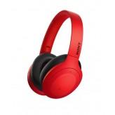 Sony WHH910N sluchátka, červená