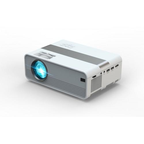 Technaxx projektor Mini-LED HD Beamer, repro, 2000 LED lumenů, (TX-127)