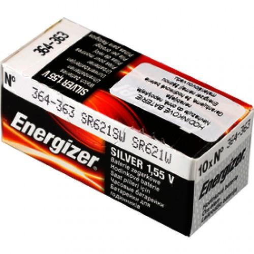 BAT 364/ 363/ SR621 4x5pack ENERGIZER