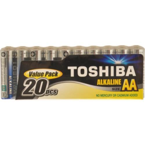 LR6 20S AA G Alk TOSHIBA